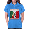 Tejano Music, Written With Blood Womens Polo