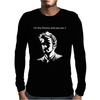 Tenth Doctor Who Mens Long Sleeve T-Shirt