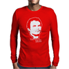 Terence Hill Mens Long Sleeve T-Shirt