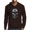 Terminator Movie Skull Mens Hoodie