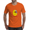 Terminator Smily Face Mens T-Shirt