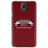 Terminus BBQ Phone Case