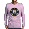 terminus (blue) Mens Long Sleeve T-Shirt