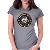 terminus (blue) Womens Fitted T-Shirt