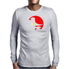 Terror Duck that Flaps in the Night Mens Long Sleeve T-Shirt
