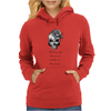 Tete De Mort Skull & Bone Real Lost Possible Message, Womens Hoodie