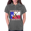 Texas Blues-Written With Blood Womens Polo