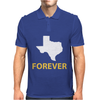 Texas Forever Mens Polo
