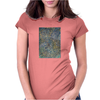 Texture-6 Womens Fitted T-Shirt
