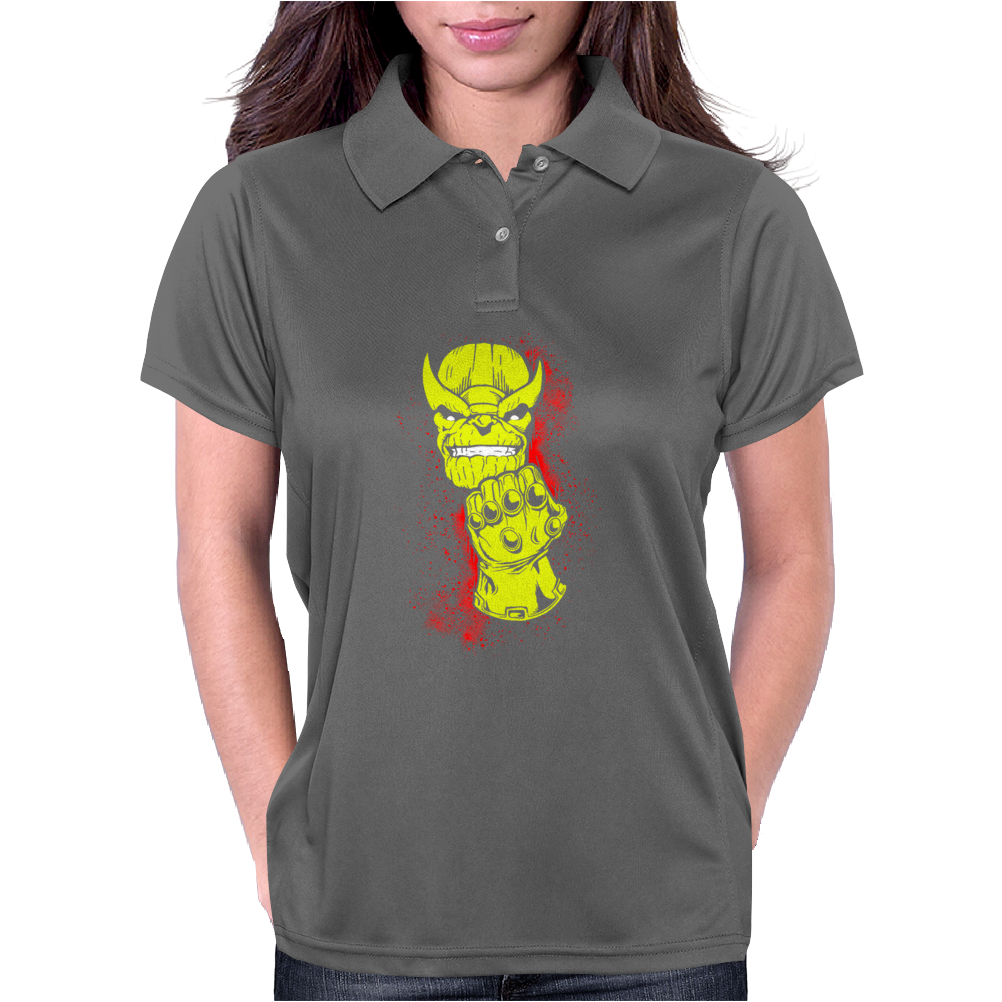 Thanos Womens Polo