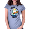 That's a Paddlin' Womens Fitted T-Shirt