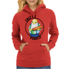 That's a Paddlin' Womens Hoodie
