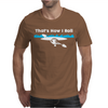 That's How I Roll Funny Canoe Kayak Mens T-Shirt