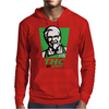 THC Go Green Mens Hoodie
