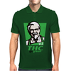 THC Go Green Mens Polo