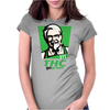 THC Go Green Womens Fitted T-Shirt