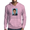 The 10th Doctor Who Mens Hoodie