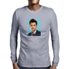 The 10th Doctor Who Mens Long Sleeve T-Shirt