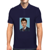 The 10th Doctor Who Mens Polo