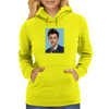 The 10th Doctor Who Womens Hoodie