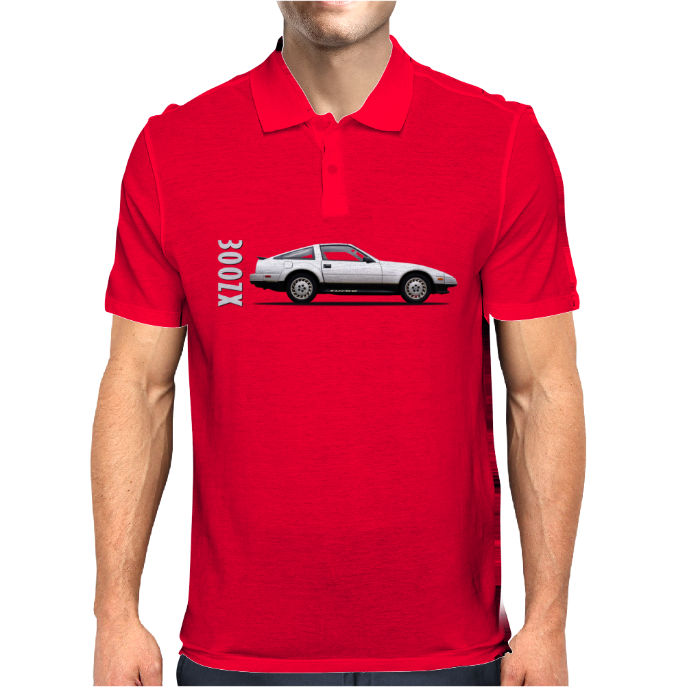 The 300ZX Mens Polo