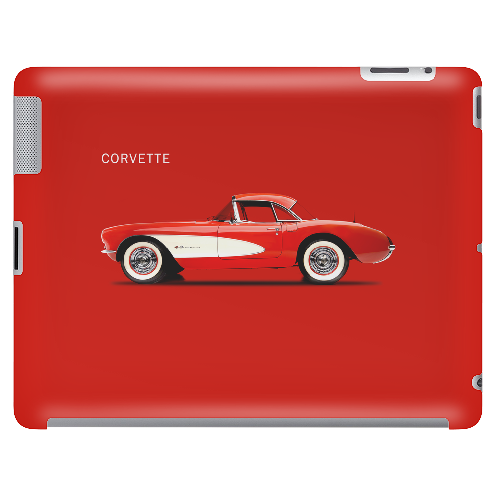 The 57 Corvette Tablet (horizontal)