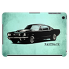 The 65 Mustang Fastback Tablet