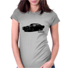 The 65 Mustang Fastback Womens Fitted T-Shirt