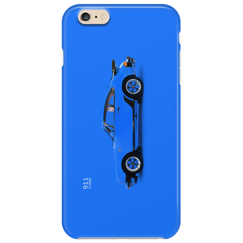 The 911 Turbo Phone Case