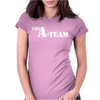 The A-TEAM Womens Fitted T-Shirt