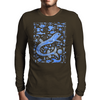 The Abyssal Zone Mens Long Sleeve T-Shirt