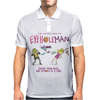 The Adventures of Eyehole Man [Rick and Morty] Mens Polo