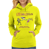 The Adventures of Eyehole Man [Rick and Morty] Womens Hoodie