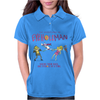 The Adventures of Eyehole Man [Rick and Morty] Womens Polo
