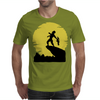 The Alien King Mens T-Shirt