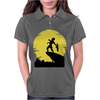 The Alien King Womens Polo