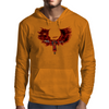 The Angel of Deadpool Mens Hoodie