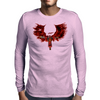 The Angel of Deadpool Mens Long Sleeve T-Shirt