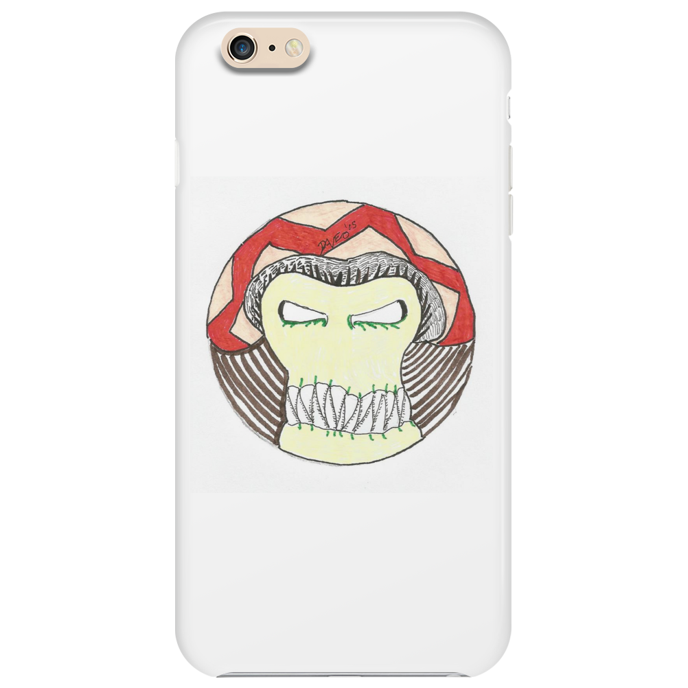 The Angry Mushroom September Phone Case