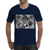 The Archer - Sagittarius Astrological Zodiac Zentangle Mens T-Shirt