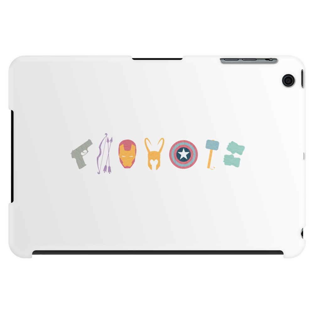 The Avengers Tablet (horizontal)