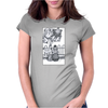 The Balloon Seller Womens Fitted T-Shirt