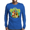 The Banana Splits Mens Long Sleeve T-Shirt