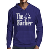 The Barber Mens Hoodie