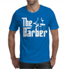 The Barber Mens T-Shirt