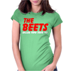 The Beets Killer Tofu Tour 95 Womens Fitted T-Shirt