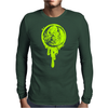 The beginning of Cthulhu Mens Long Sleeve T-Shirt