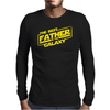The best father in the galaxy Mens Long Sleeve T-Shirt