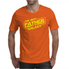 The best father in the galaxy Mens T-Shirt