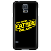 The best father in the galaxy Phone Case